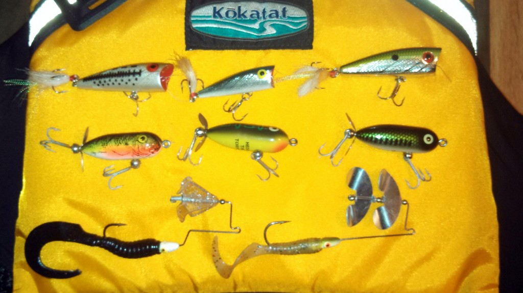 essential lures for river smallmouth bass - kayak fishing instructor, Fly Fishing Bait